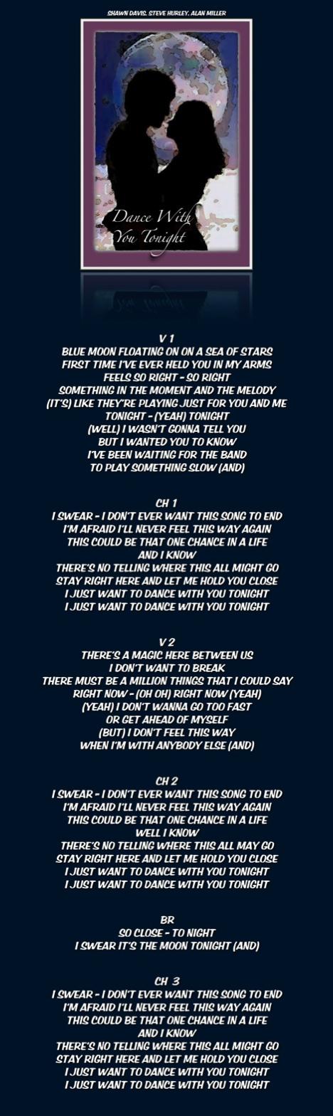 dont mine at night lyrics