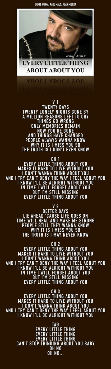 Miller's Tale songs' lyrics to read while you listen to the songs ...