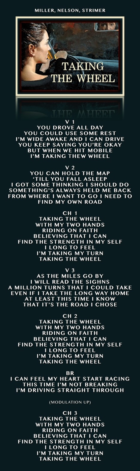 Lyric find my lyrics : Miller's Tale songs' lyrics to read while you listen to the songs ...