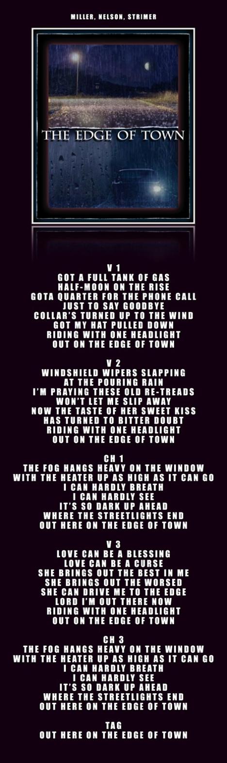 Lyric lyrics drift away : Miller's Tale songs' lyrics to read while you listen to the songs ...